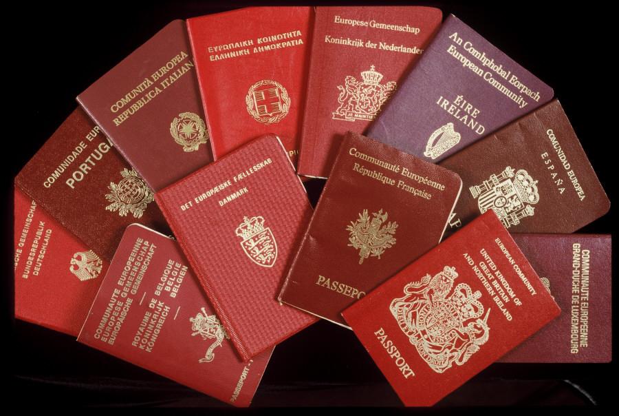 паспорта ЕС